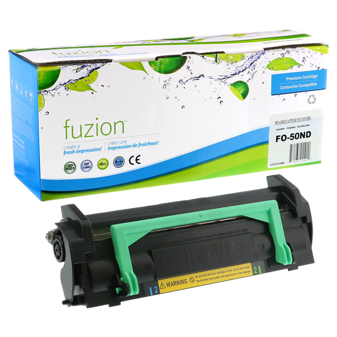 Sharp FO4400/DC500 Toner - Black